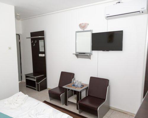 Camera dubla cu AC